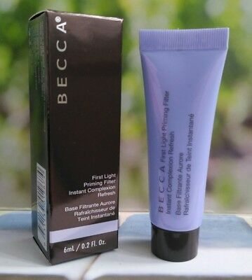 Becca First Light Priming Filter Instant Complexion Refresh 6ml Sealed FAST POST