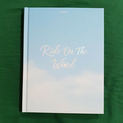 [Pre-Owned/ No Photocard] Kard Ride On The Wind 3rd mini Album - CD/ Booklet