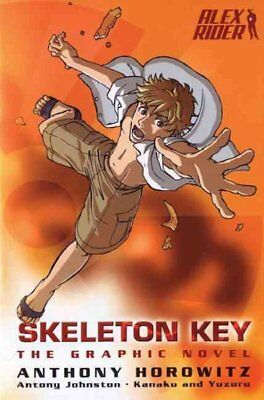 Alex Rider : Skeleton Key: the Graphic Novel, Paperback by Horowitz, Anthony;...