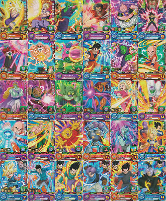 Super Dragon Ball Heroes・SH6 Common & Rare SET [45 Cards]