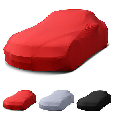 Mercedes-Benz SL Passform Abdeckplane Car Cover Stretch INDOOR