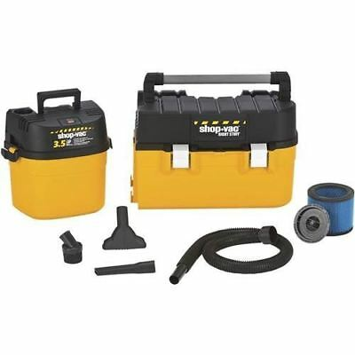 Shop-Vac 3880210 2.5 Gallon 3.5 Peak HP Tool Mate Tool Box Vacuum