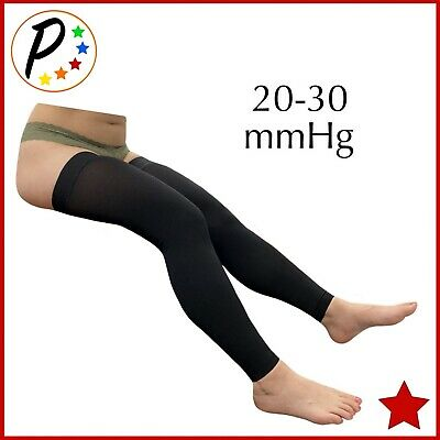 Presadee Thigh Sleeve 20-30 mmHg Medical Compression Fatigue Swelling Over Knee