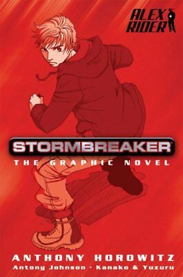 Alex Rider : Stormbreaker: the Graphic Novel, Paperback by Horowitz, Anthony;...