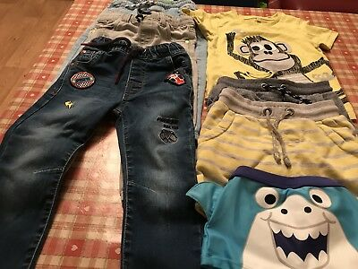 boys 18-24 months summer bundle 7 Items Ex Con Free Post
