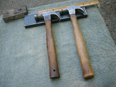 pair of Keen Kutter claw hammers, hammer