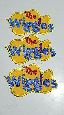 Embroidered WIGGLES LOGO MOTIF............