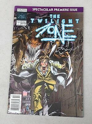 The Twilight Zone Premiere Issue October issue NOW Comics 1991 Comic Book