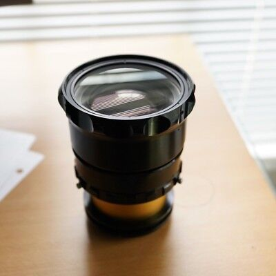 Anamorphic Adapter - 2X - Schneider Cinelux + RECTILUX 3FF-W use 42mm+ on S35