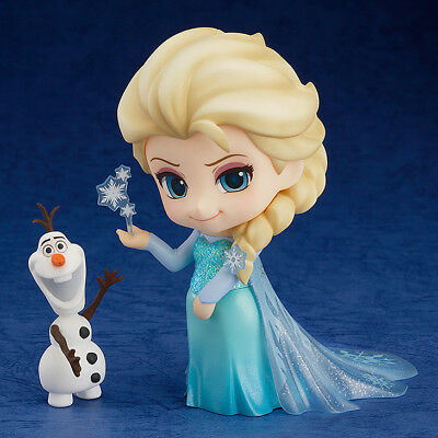 Japanese Frozen Elsa Nendoroid 'New & Authentic' *UK SELLER*
