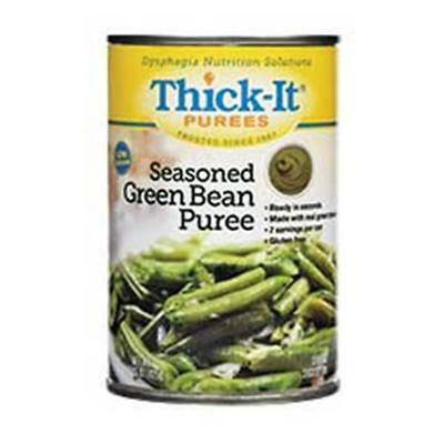 KENT 1 EA Thick-It Seasoned Green Beans Puree 15 oz. Can H305 CHOP