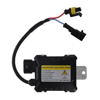 Schlank HID 35W Xenon Ersatz Electronic Digital Conversion Ballast-Kit fuer A7M4