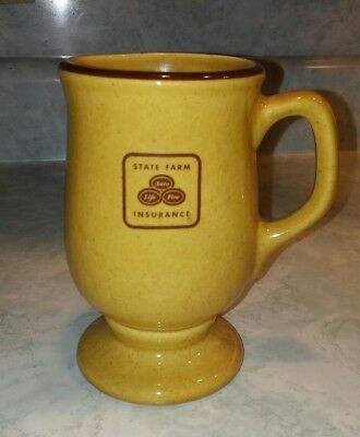 Coffee Mug State Farm Insurance vintage Rare