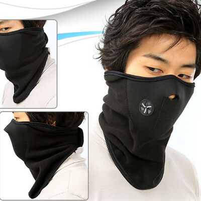 Motorcycle Cycle Ski Face Neck Warmer Mask Balaclava Under Helmet Scarf Unisex