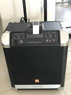 Party Waker portable speaker / PA system