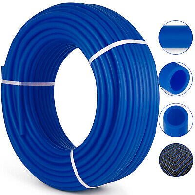 "3/4"" x 300FT PEX Tubing Non Oxygen Barrier For Htg/Plbg/Potable Water Blue"