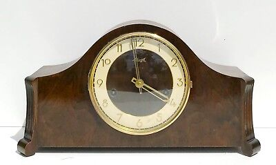 A Kienzle Oak Ting Tang Striking Clock