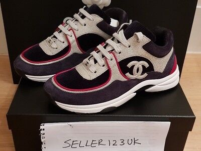 CHANEL WOMENS TRAINERS / Sneakers, A
