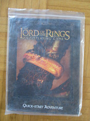 Lord of the Rings – Quick-Start Adventure – complete English Decipher Middle Ear