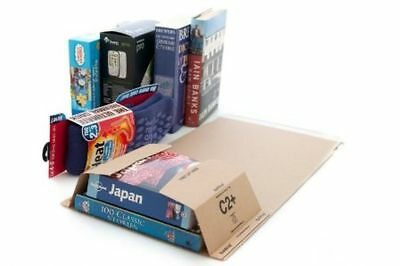 Book Wrap Mailer Postal Boxes Choose Size/Qty