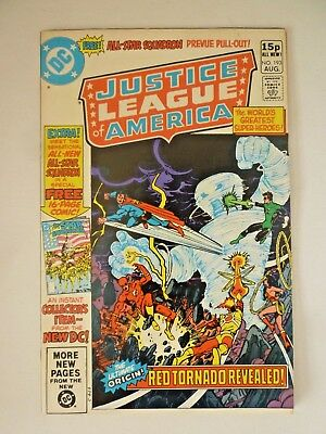 Justice League America 193 1981 DC Comics
