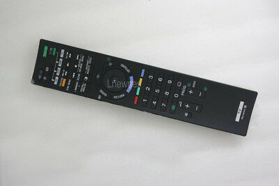 Remote Control For SONY KDL-46WE5 RM-GD015 RM-GD011 KDL40EX500 LCD TV