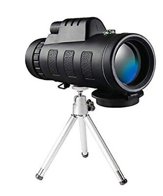 High Power Monocular Telescope Scope BAK4 Prism FMC For Adults Bird Watching