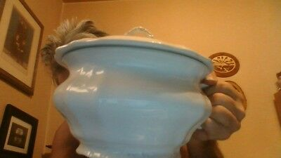 Johnson Bros. chamber pot with lid Royal Ironstone England perfect condition