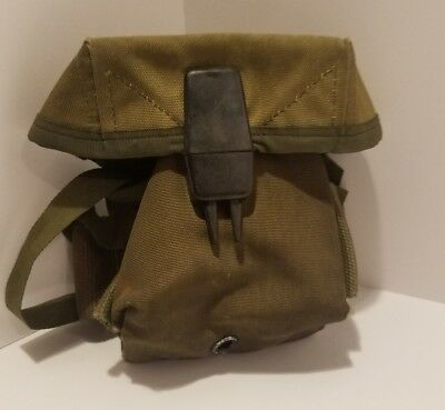 VINTAGE MILITARY Ammo pouch - Army Style