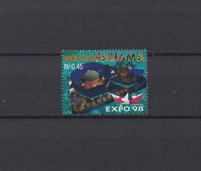 Panama 1998 Minr 1828 ** / mnh world expo Lisboa Portugal