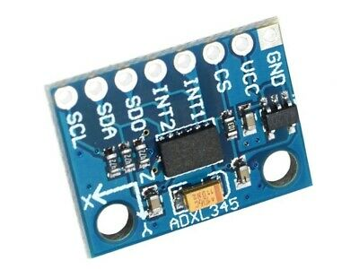 ADXL345 3-Axis Digital Accelerometer Module, I2C interface, up to 16G    #2419
