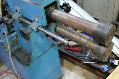 Heavy Duty Sheet Metal Beading Machine Like You Always Wanted