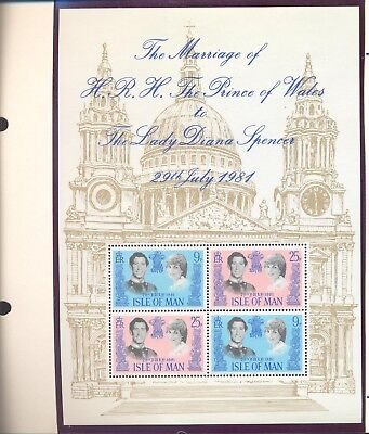 Bengphil Royal Wedding july 1981 Lady Diana 82 stamps+5 SSheet with spec. album