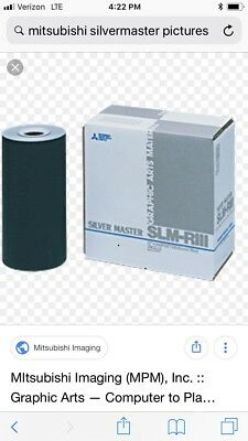 Mitsubishi Silvermaster Polyester Plate Material 15x246' (2 Rolls)
