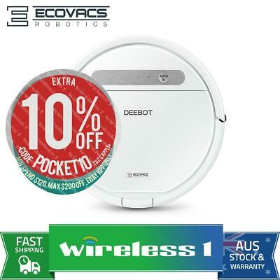 Ecovacs Deebot OZMO 610 Robot Vacuum and Mop Cleaner