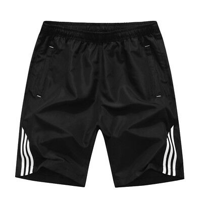Summer Mens Sports Football Gym Shorts Beach Pants Size M-8XL