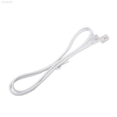 2M RJ11 To RJ11 Telephone Cord Cable Line Plug Connection 6P2C For ADSL Router