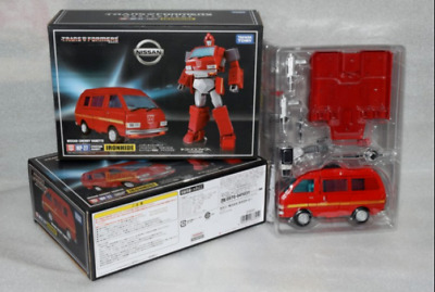 Deformation toy master MP-27 version of the new box