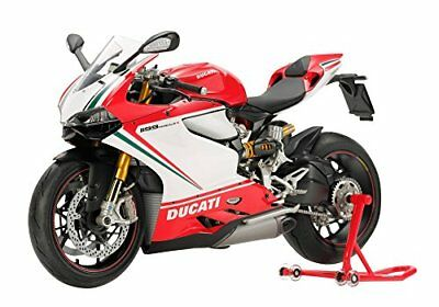 Tamiya 1/12 Ducati 1199 Panigale Finished Model S Tricolore 21161 New