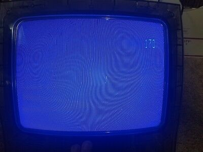 "Thomson See Through Clear 12"" Television TV IDOC DOC Prison Inmate PARTS REPAIR"