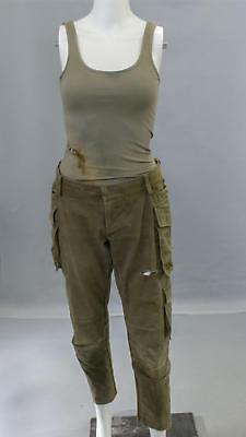 Tomb raider movie pants tank top screen used with certificate