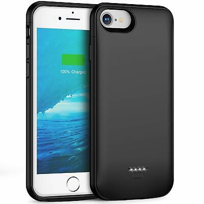 Magnetic Battery Case External Power Bank Pack Charger for iPhone 6 6S 7 Plus