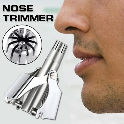 2018 New Portable Mens Electric Nose Removal Trimmer Shaver Clipper Remover Tool
