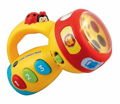 Vtech Crazy Colours torcia (versione inglese) (m5D)