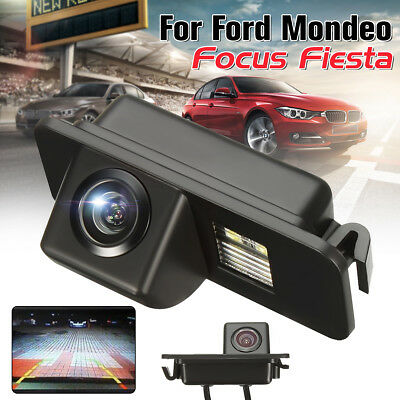 Car CCD Reverse Rear View Camera Parking Cam for Ford Mondeo Focus Fiesta Kuga