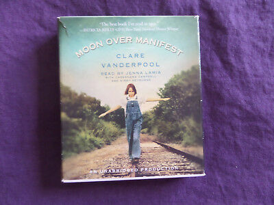 Moon over Manifest by Clare Vanderpool Audio Book