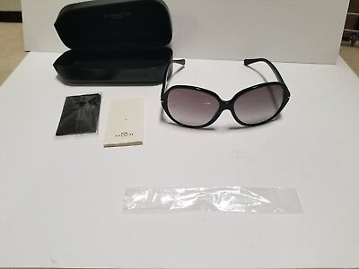 7f8df240c7 ... coupon code for coach black bailey kissing c logo sunglasses hc8118  500211 l089 60 14 135