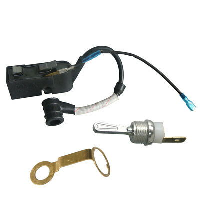 Ignition Coil Module For Chinese 4500 5200 5800 45 52 58cc MT-9999 Chainsaws Kd