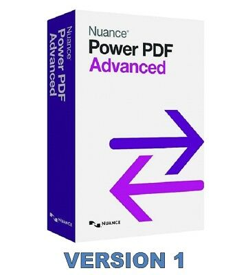 Nuance Power PDF Advanced 1 -  Instant Delivery