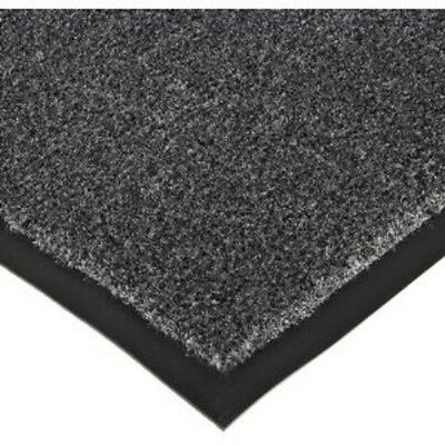 Akro NoTrax Sabre (130) 3' x 5' Superior Indoor Entrance Floor Mat Charcoal